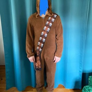 Star Wars Chewbacca onsie/costume. L